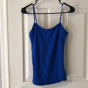 Camisole with built-in support
